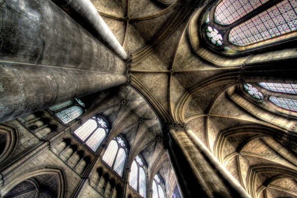 Reims Cathedrale Cathédrale de Reims Intérieur